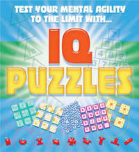 IQ Puzzles by Puzzle Press image