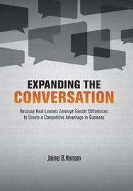 Expanding the Conversation by Jaime B Hansen image