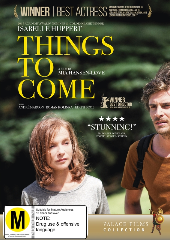 Things To Come on DVD