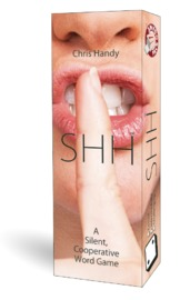 SHH - A Silent Cooperative Word Game