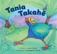 Tania Takahe by Janet Martin