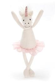 Jellycat - Dancing Darcey Unicorn image