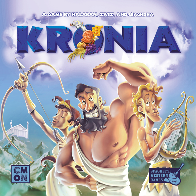 Kronia - The Game of Gods image