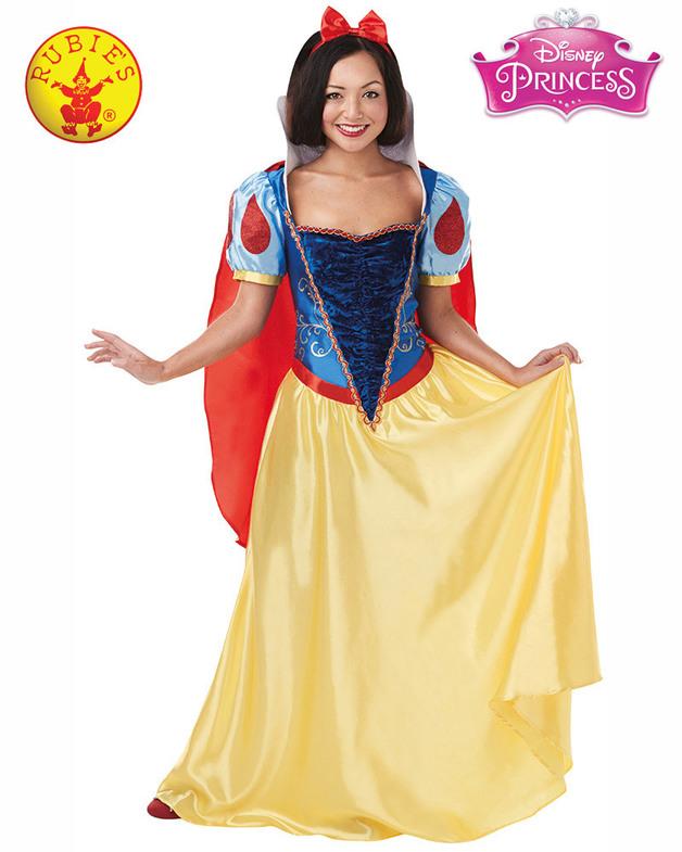 Disney: Snow White - Deluxe Costume (Medium)
