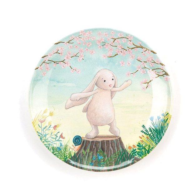 Jellycat My Friend Bunny Melamine Plate