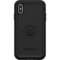 Otter + Pop: Defender for iPhone Xs Max - Black