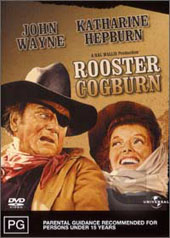 Rooster Cogburn on DVD