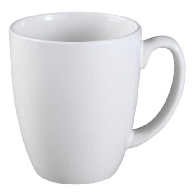 Corelle Livingware: Ceramic Mug - Winter Frost White (325ml)