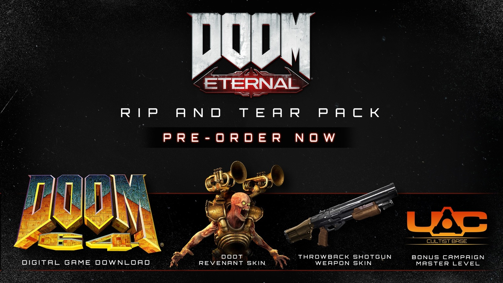 DOOM Eternal for PS4 image