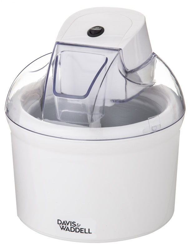 Davis & Waddell: Electric Ice Cream Maker (20x20x22cm/1.5L)
