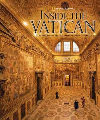 Inside the Vatican by Bart McDowell image