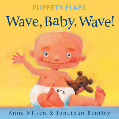 Wave Baby Wave! by Anna Nilsen image