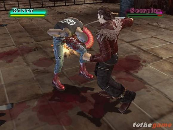 Beat Down: Fists of Vengeance for Xbox image