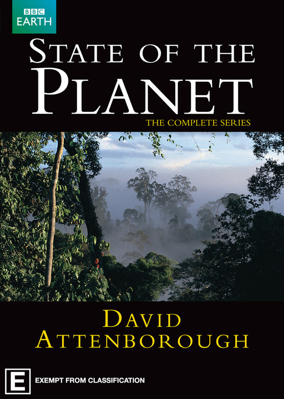 State of the Planet - The Complete Series on DVD