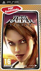 Tomb Raider: Legend (Essentials) for PSP image