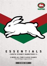 NRL Essentials: South Sydney Rabbitohs II DVD