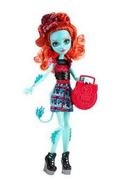 Monster High: Monster Exchange Doll - Lorna McNessie