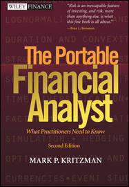The Portable Financial Analyst by Mark P. Kritzman