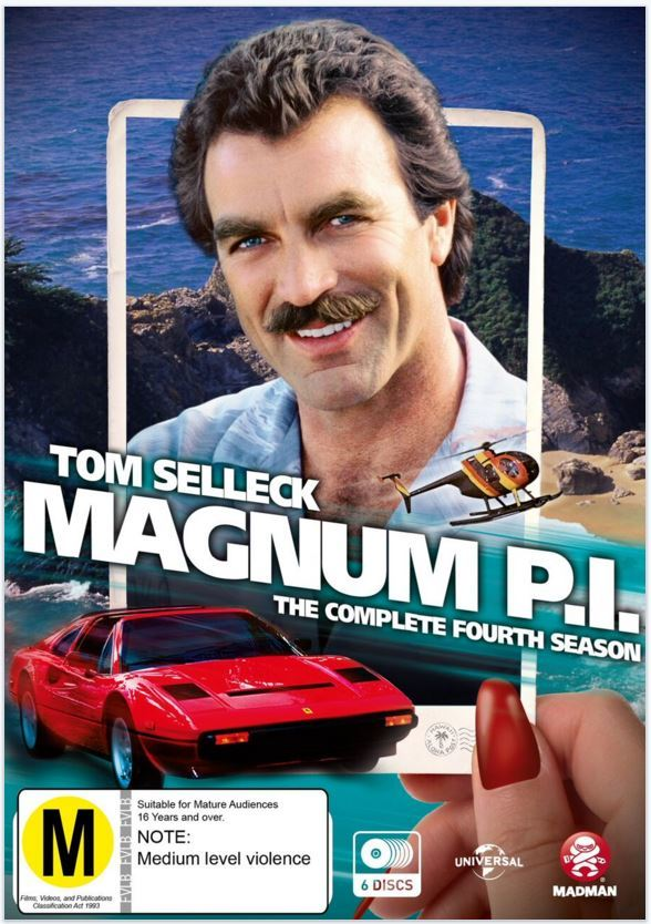 Magnum, P.I. - The Complete Fourth Season on  image