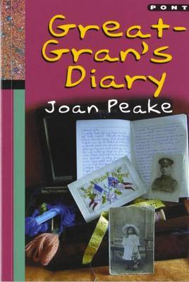 Great-Gran's Diary by Joan Peake image