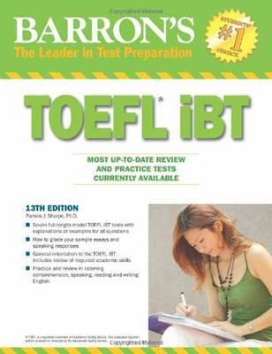 TOEFL IBT by Pam Sharpe image