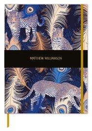 Museum & Galleries: Matthew Williamson Grande Journal - Leopards