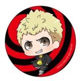 Persona 5: Can Badge - ( Ryuji Sakamoto Deformed Ver.)
