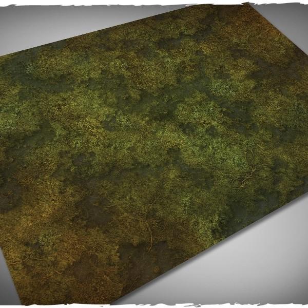 DeepCut Studio Swamp PVC Mat (6x4)