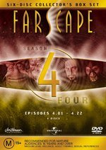 Farscape - Season 4 (6 Disc Slimline Set) on DVD