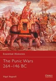 The Punic Wars 264-146 BC by Nigel Bagnall image