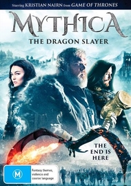 Mythica: The Dragonslayer on DVD