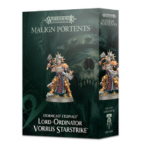 Warhammer Lord-Ordinator Vorrus Starstrike