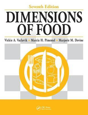 Dimensions of Food, Seventh Edition by Vickie A. Vaclavik image