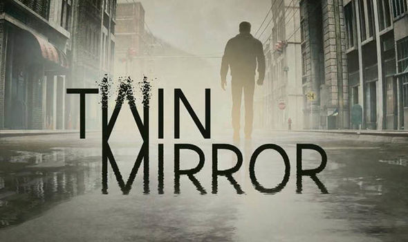Twin Mirror for PS4