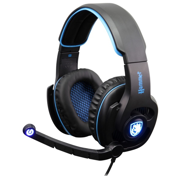 SADES Hammer Gaming Headset for PC