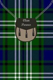 Clan Purves Tartan Journal/Notebook by Clan Purves