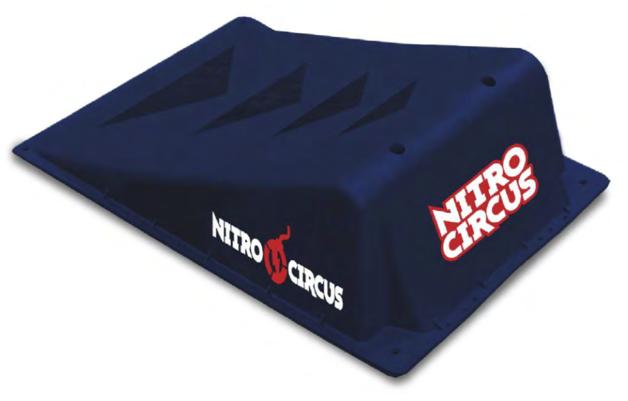 Nitro Circus - Mini Ramp