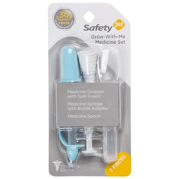 Safety 1st: 3 Piece Medicine Set