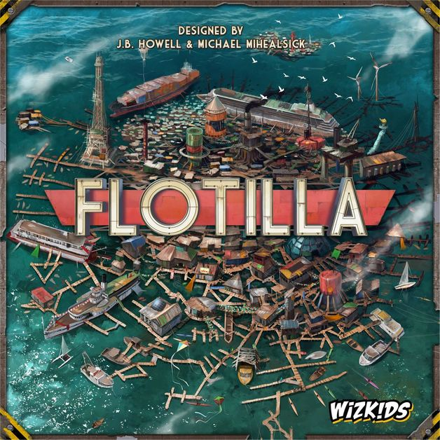 Flotilla - Board Game