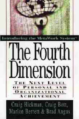 The Fourth Dimension by Craig R Hickman image