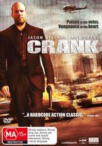 Crank on DVD