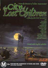 The City Of Lost Children on DVD