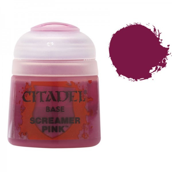 Citadel Base: Screamer Pink image