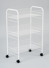 L.T. Williams - 3 Tier Trolley with Wheels