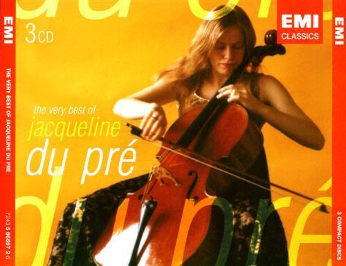 The Very Best Of Jacqueline du Pré by Jacqueline Du Pre
