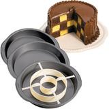 Wilton - Checkerboard Cake Set