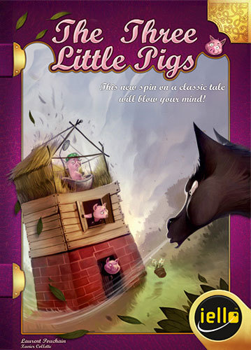 Tales & Games - Three Little Pigs