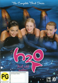 H2O Just Add Water: The Complete Third Series DVD