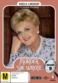 Murder, She Wrote: Season 9 on DVD
