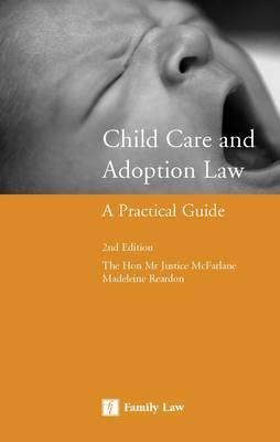 Child Care and Adoption Law by Andrew McFarlane image
